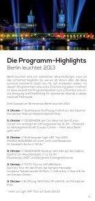 Berlin leuchtet Guide (PDF) - Seite 7