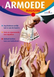 Armoede Magazine - Landelijke Cliëntenraad