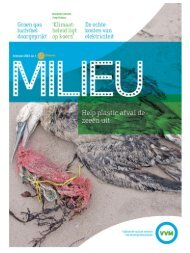 Help plastic afval de zeeën uit