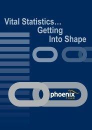 Vital Statistics… Getting Into Shape