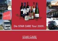 Die STAR CARE Tour 2009.