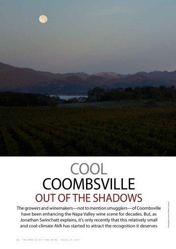 Cool CooMBSVille - Palmaz Vineyards