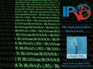 Internet... - Eriberto.pro.br