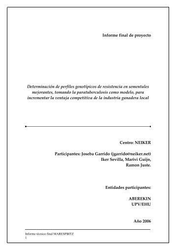 Informe técnico final MARESPBITZ - Nasdap.ejgv.euskadi.net