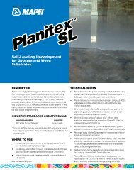 Planitex SL - Specialtyproducts.net