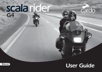 scala rider g4 manual cardo systems inc rh yumpu com cardo freecom 4 user manual cardo smartpack user manual
