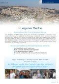 HaShomer-News - Ruf zur Versöhnung - Israel - Page 3