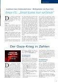 HaShomer-News - Ruf zur Versöhnung - Israel - Page 5