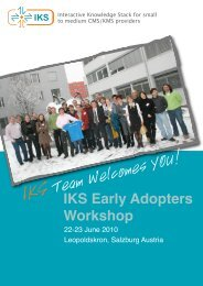 Team Welcomes YOU! - IKS
