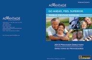 Provider Directory – Nueces County - Advantage Superior ...