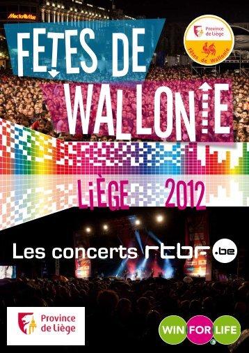Les concerts - Rtbf