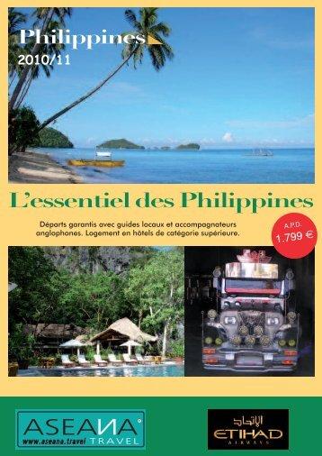 L'essentiel des Philippines - Antipodes