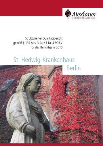 Standorte der Alexianer-Einrichtungen - Krankenhaussuche - Berlin ...