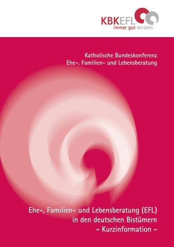 immer gut beraten KBKEFL - Katholische Bundeskonferenz Ehe ...