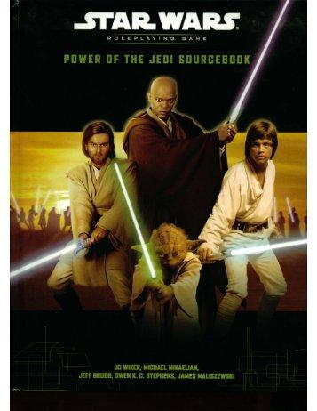 Star Wars - Power of the Jedi S.PDF - Majhost