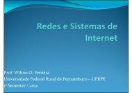 Configuração de Sistemas Operacionais para Rede