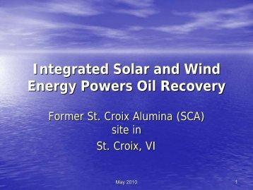 Former St. Croix Alumina