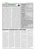 Savanorių pajėgoms – 15 metų - Krašto apsaugos ministerija - Page 2