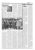 Savanorių pajėgoms – 15 metų - Krašto apsaugos ministerija - Page 3