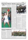Savanorių pajėgoms – 15 metų - Krašto apsaugos ministerija - Page 5