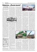 Savanorių pajėgoms – 15 metų - Krašto apsaugos ministerija - Page 6