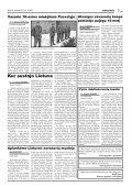 Savanorių pajėgoms – 15 metų - Krašto apsaugos ministerija - Page 7