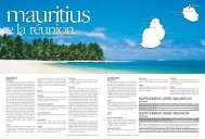 Mauritius - La Reunion - I Viaggi dell'Airone