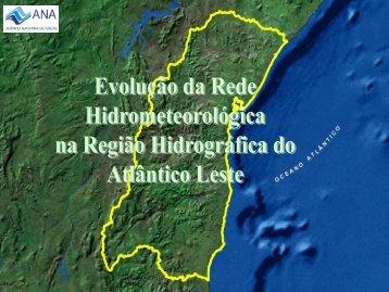 Evolução - RH Atlântico Leste - Ana