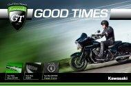 Kawasaki Online Magazin | Ausgabe 1|2011 - Gtonline.kawasaki.info