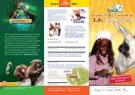 DIE GANZE WELTAN EINEM TAG 2.6. Kindertag - Zoo Rostock