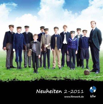 neuheiten2-2010 web - Katholisches Filmwerk