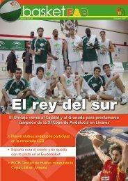 Revista Basketfab 26 - Federación Andaluza de Baloncesto