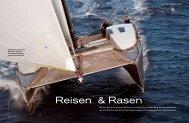 Reisen & Rasen - LeBreton Yachts