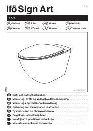 Ifö Sign Art - Drytrend.com