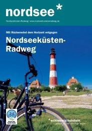 Nordseeküsten- Radweg - Nordseetourismus