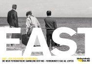 east — for the record / zu protokoll die neue fotografische sammlung ...