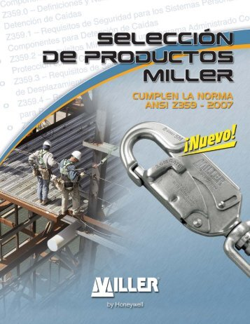 ANSI Products-spanish.indd - Miller Fall Protection