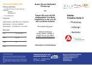 Info zu Adobe - VHS - Landkreis Kelheim