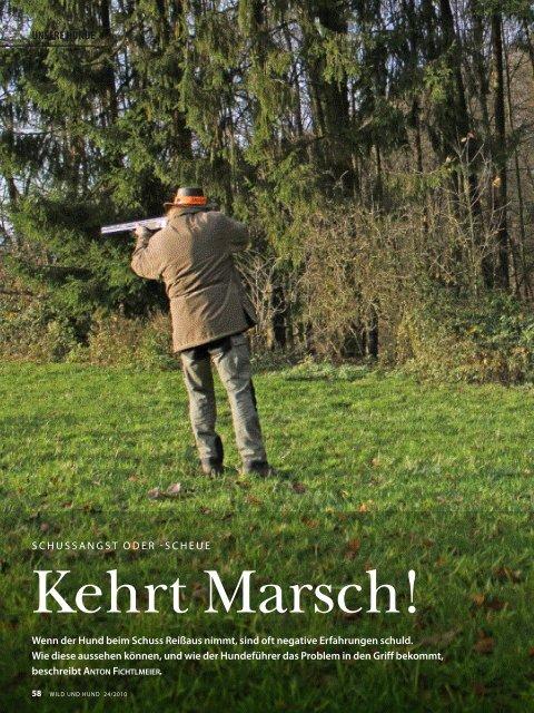 Kehrt Marsch! - Anton Fichtlmeier