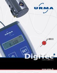 The digital fine boring system at a fair price! - Command Tooling ...