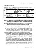 Tender for Optical Fibre Cable Protection works in - Northern ... - Page 5