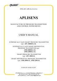 Instruction Manual - Ettore Cella SPA