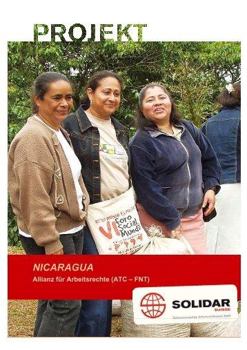 NICARAGUA - Solidar Suisse