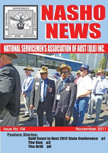 Issue 106 - Nasho Front Page