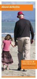 About Arthritis - Arthritis New Zealand