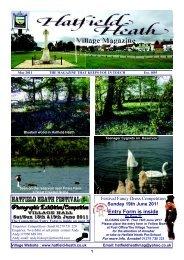 May2011 Edition - Hatfield Heath Village Magazine