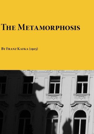 The Metamorphosis - Aldus