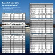 Eventkalender 2013