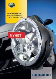 høstkampanje 2011 kampanjeperiode 1. sept. - 30. nov ... - Hellanor
