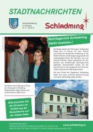 Ausgabe Juli 2012 - Schladming